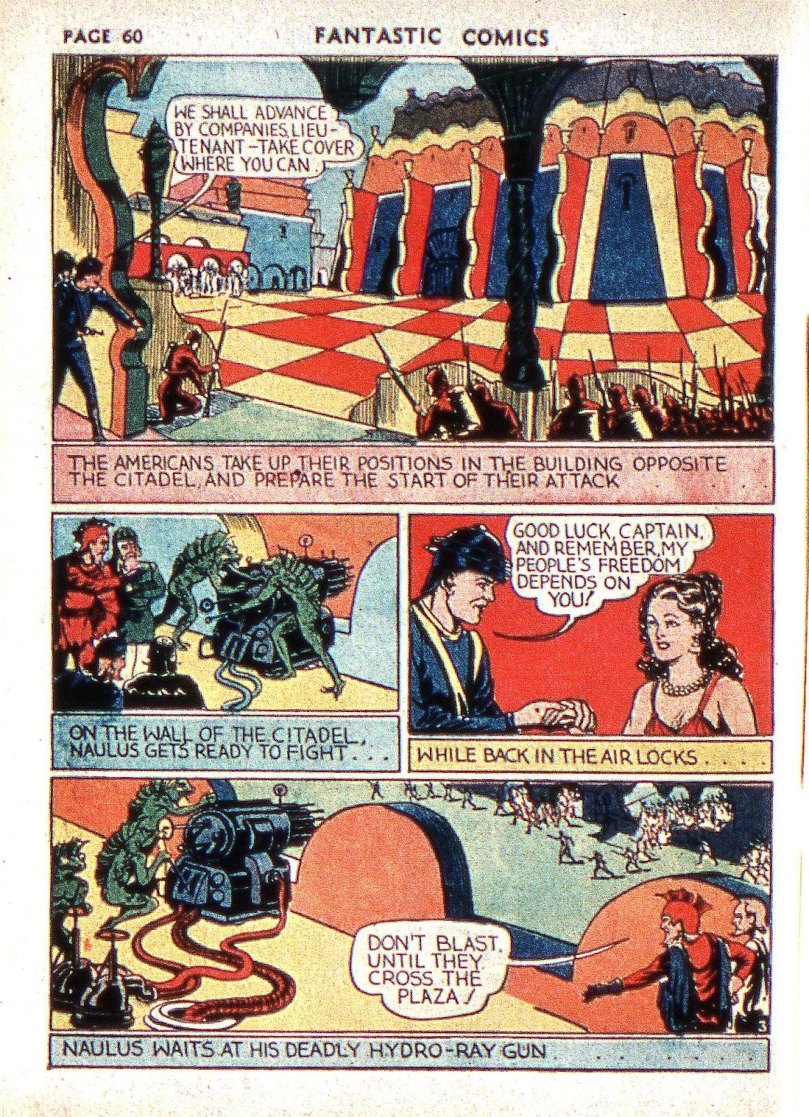 Read online Fantastic Comics comic -  Issue #2 - 61
