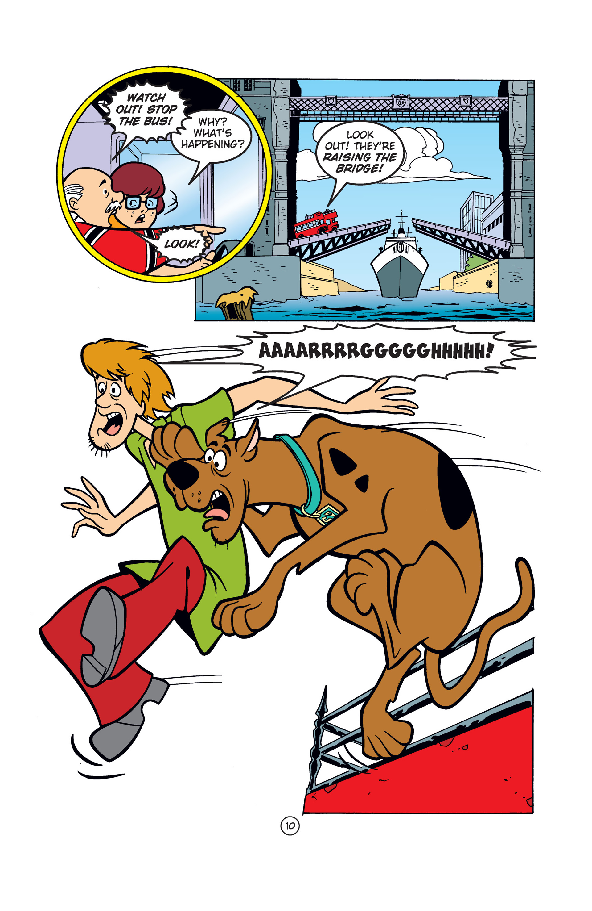 Read online Scooby-Doo: Where Are You? comic -  Issue #52 - 21