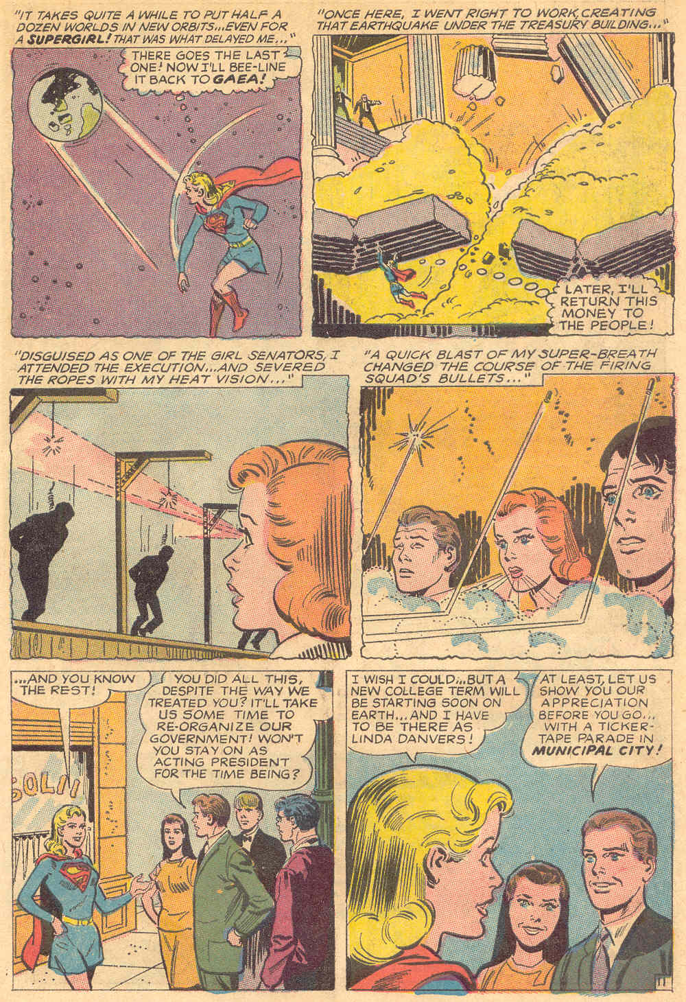 Read online Action Comics (1938) comic -  Issue #345 - 31