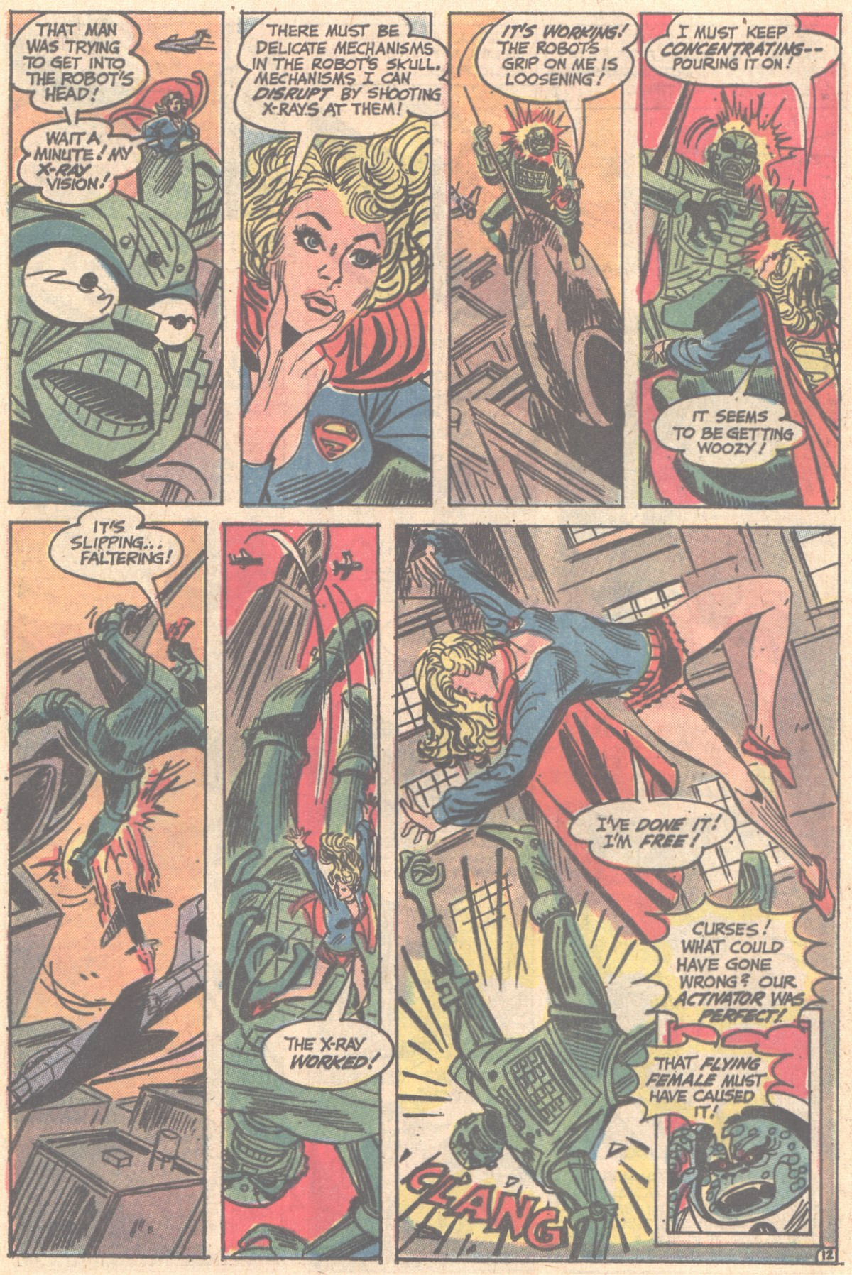 Read online Adventure Comics (1938) comic -  Issue #422 - 16