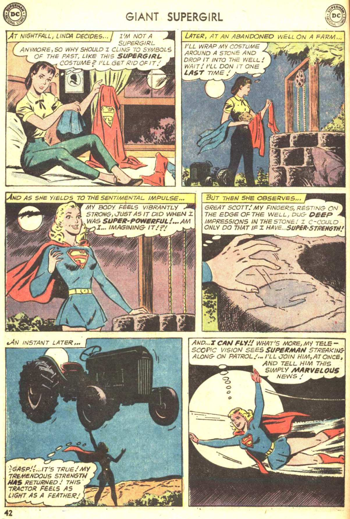 Read online Action Comics (1938) comic -  Issue #360 - 41