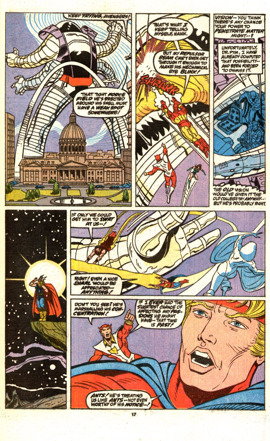 The Avengers (1963) _Annual_19 Page 16