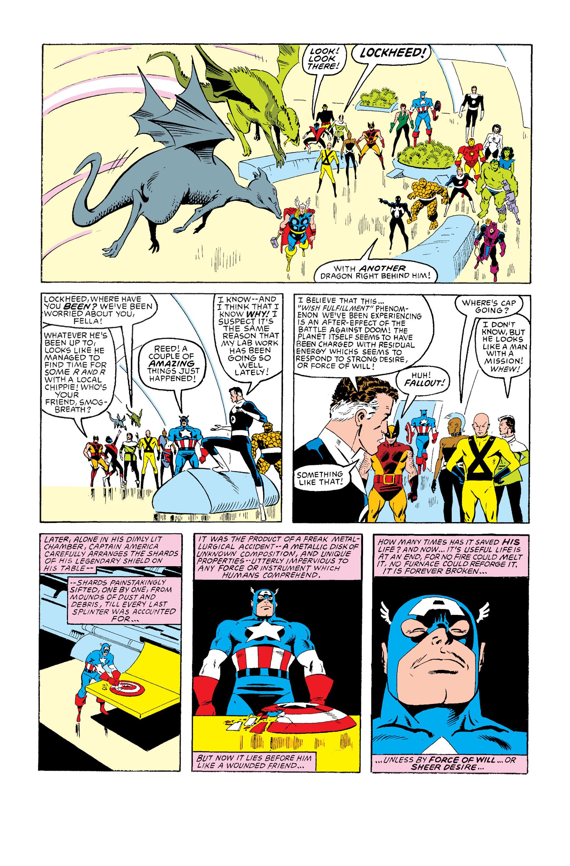 Read online Secret Wars (1985) comic -  Issue #12 - 39
