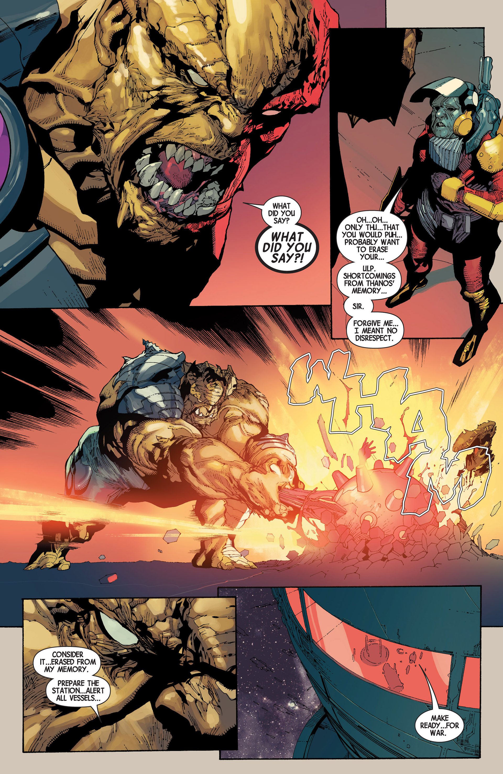 Read online Avengers (2013) comic -  Issue #22 - 15