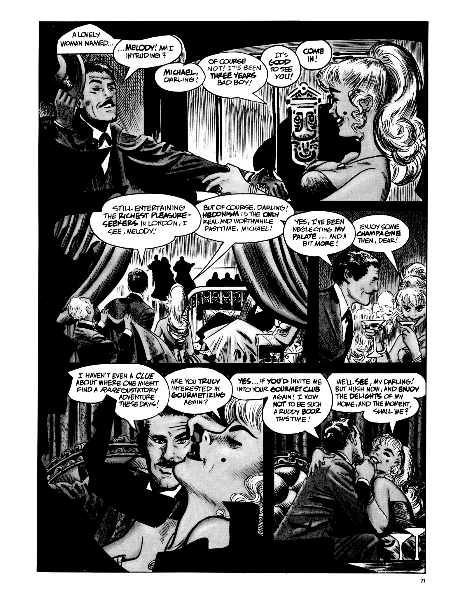 Read online Eerie Archives comic -  Issue # TPB 14 - 28