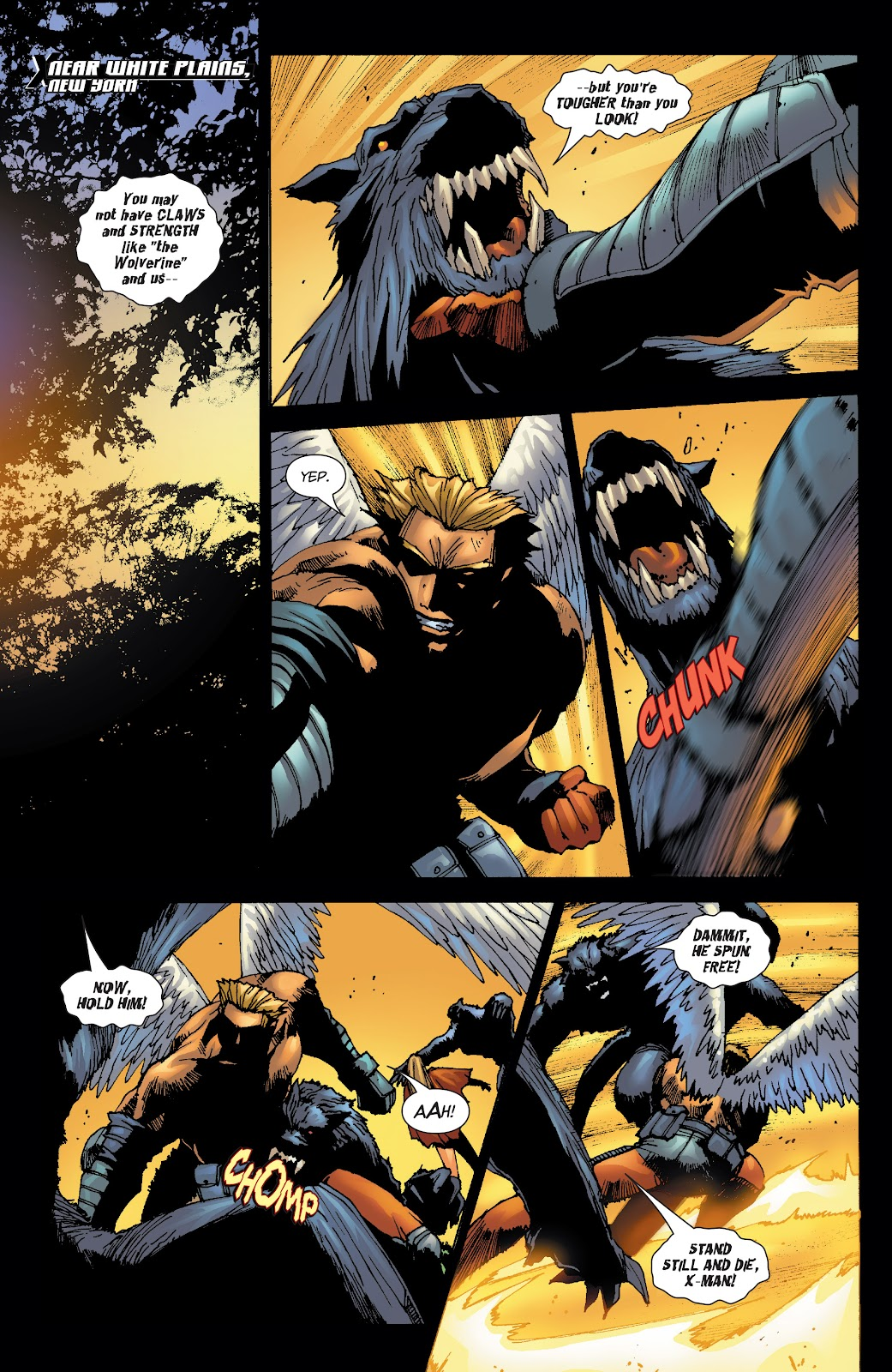 Read online X-Men: Unstoppable comic -  Issue # TPB (Part 3) - 63