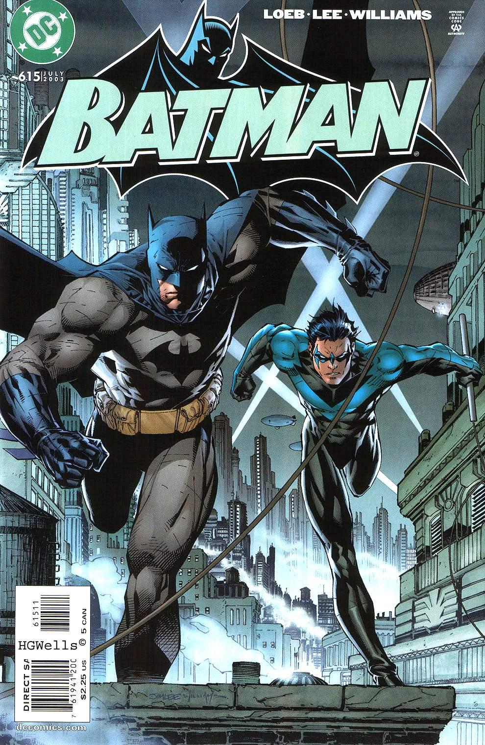 Batman: Hush 8 Page 1