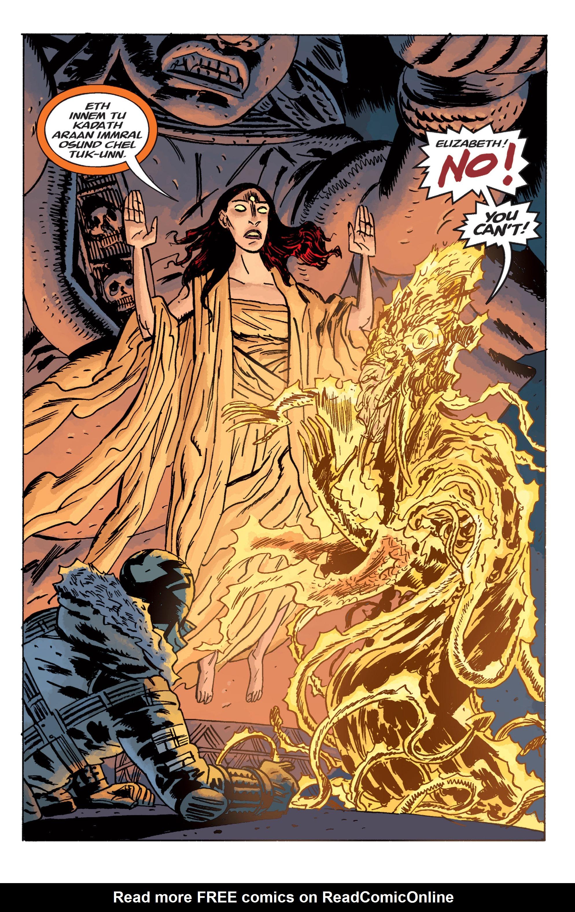 Read online B.P.R.D. (2003) comic -  Issue # TPB 11 - 124