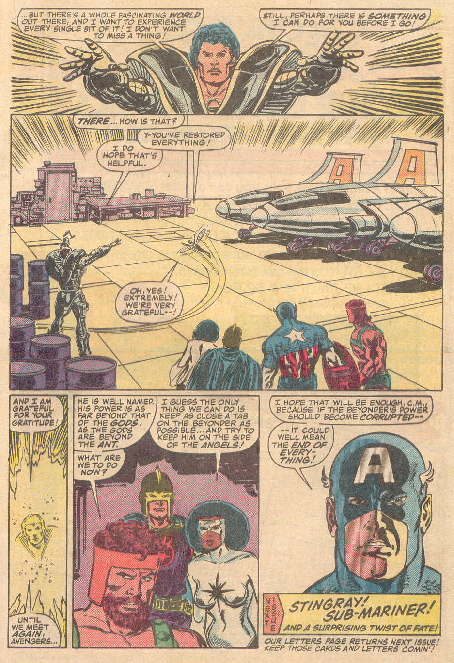 The Avengers (1963) 261 Page 23