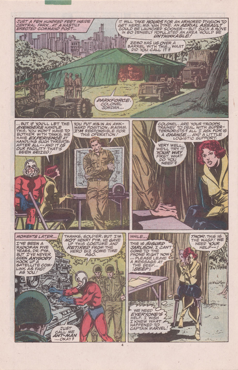 The Avengers (1963) 276 Page 4