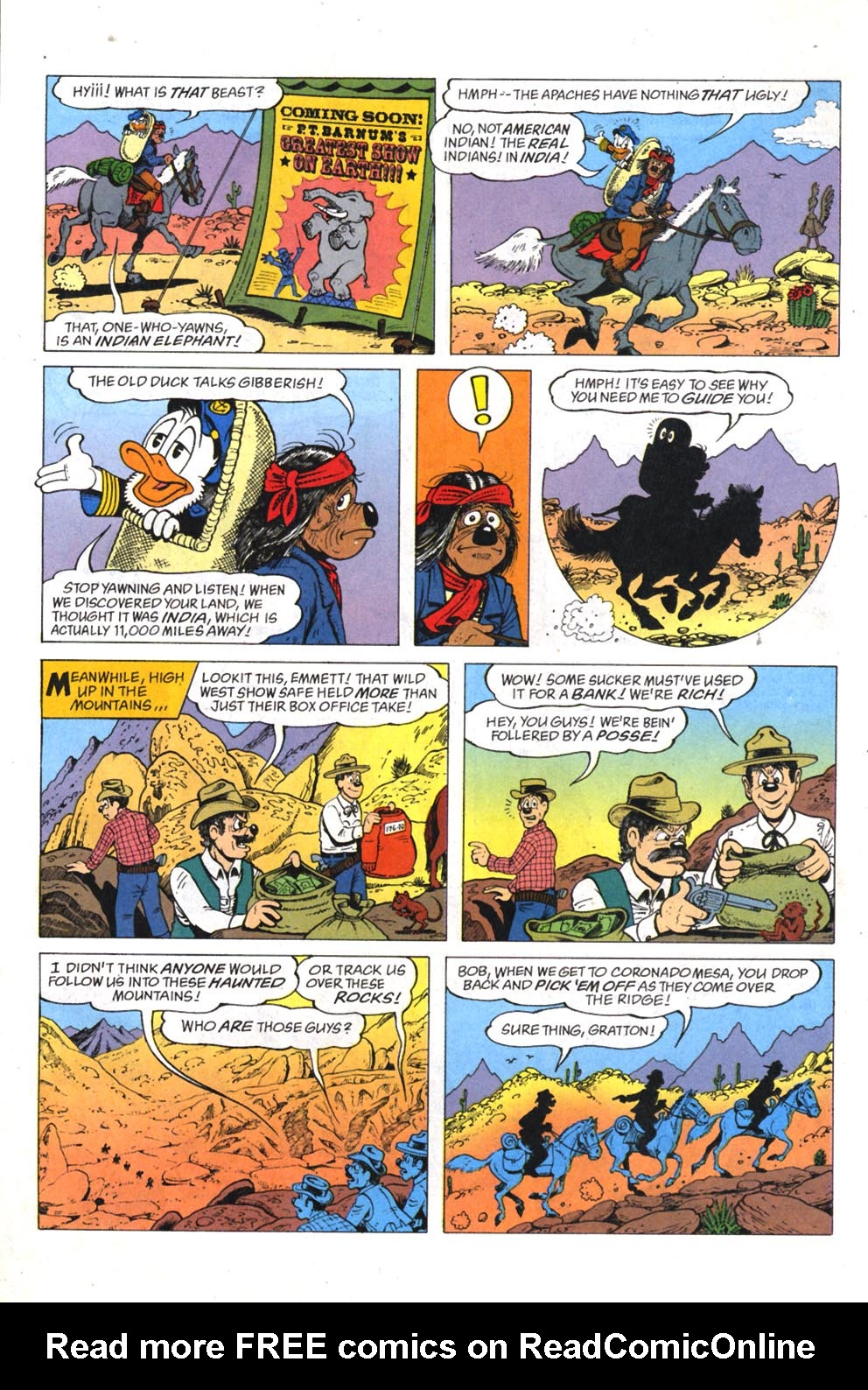 Read online Uncle Scrooge (1953) comic -  Issue #306 - 11