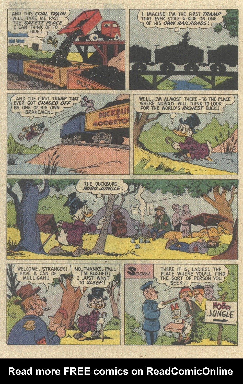 Read online Uncle Scrooge (1953) comic -  Issue #229 - 22