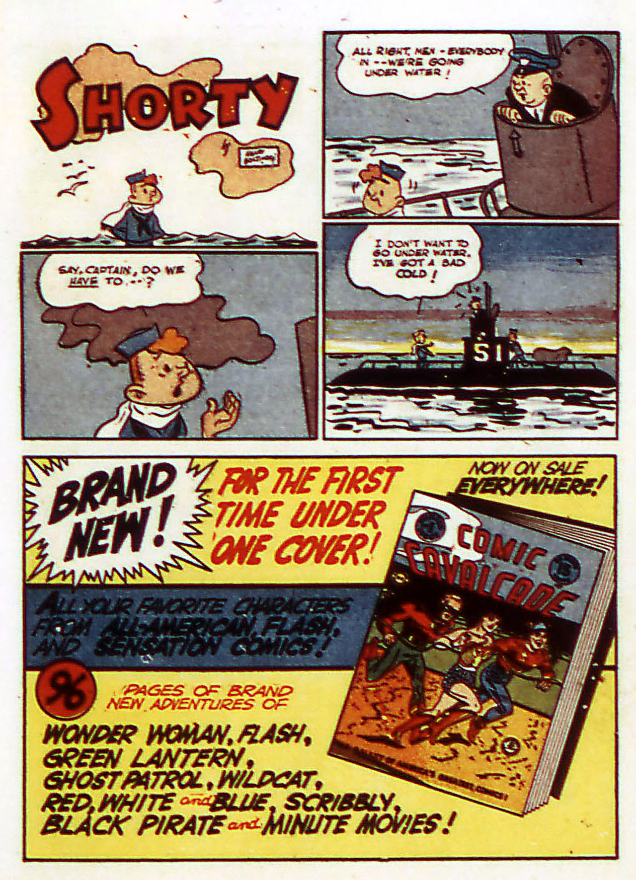Read online Detective Comics (1937) comic -  Issue #72 - 30