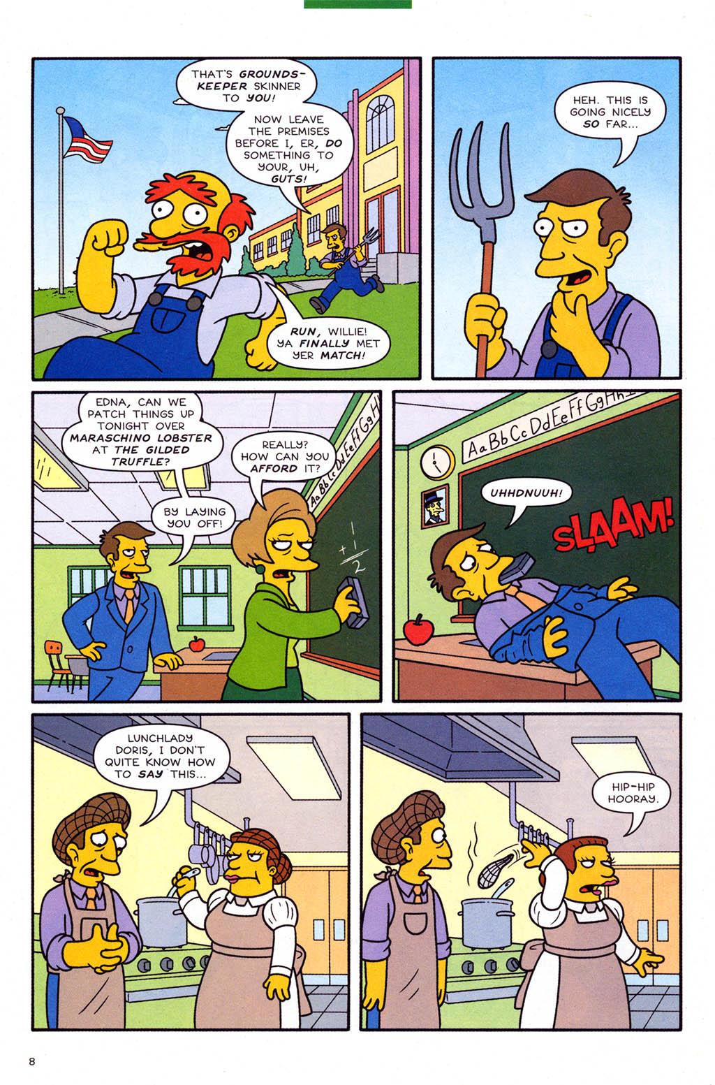 Read online Simpsons Comics Presents Bart Simpson comic -  Issue #23 - 10