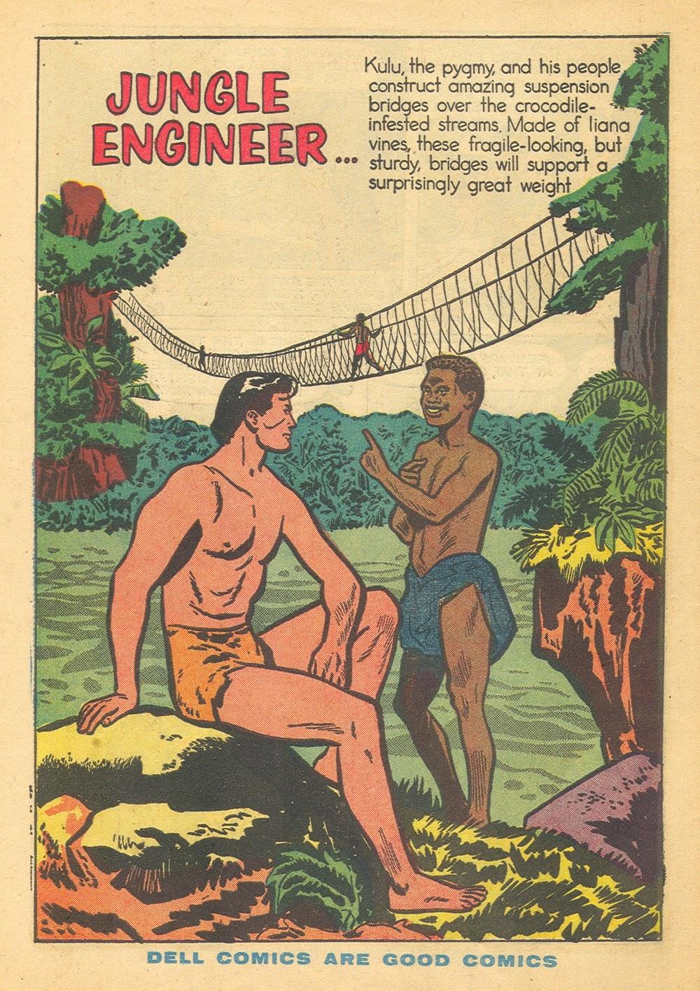 Tarzan (1948) issue 70 - Page 34