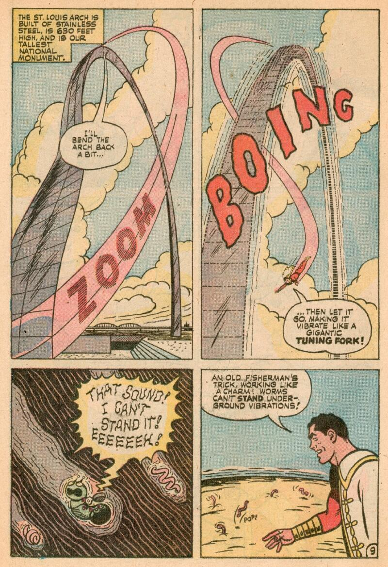 Read online Shazam! (1973) comic -  Issue #2 - 10