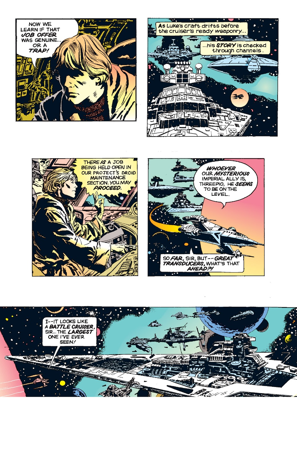 Read online Star Wars Legends: The Newspaper Strips - Epic Collection comic -  Issue # TPB (Part 5) - 41