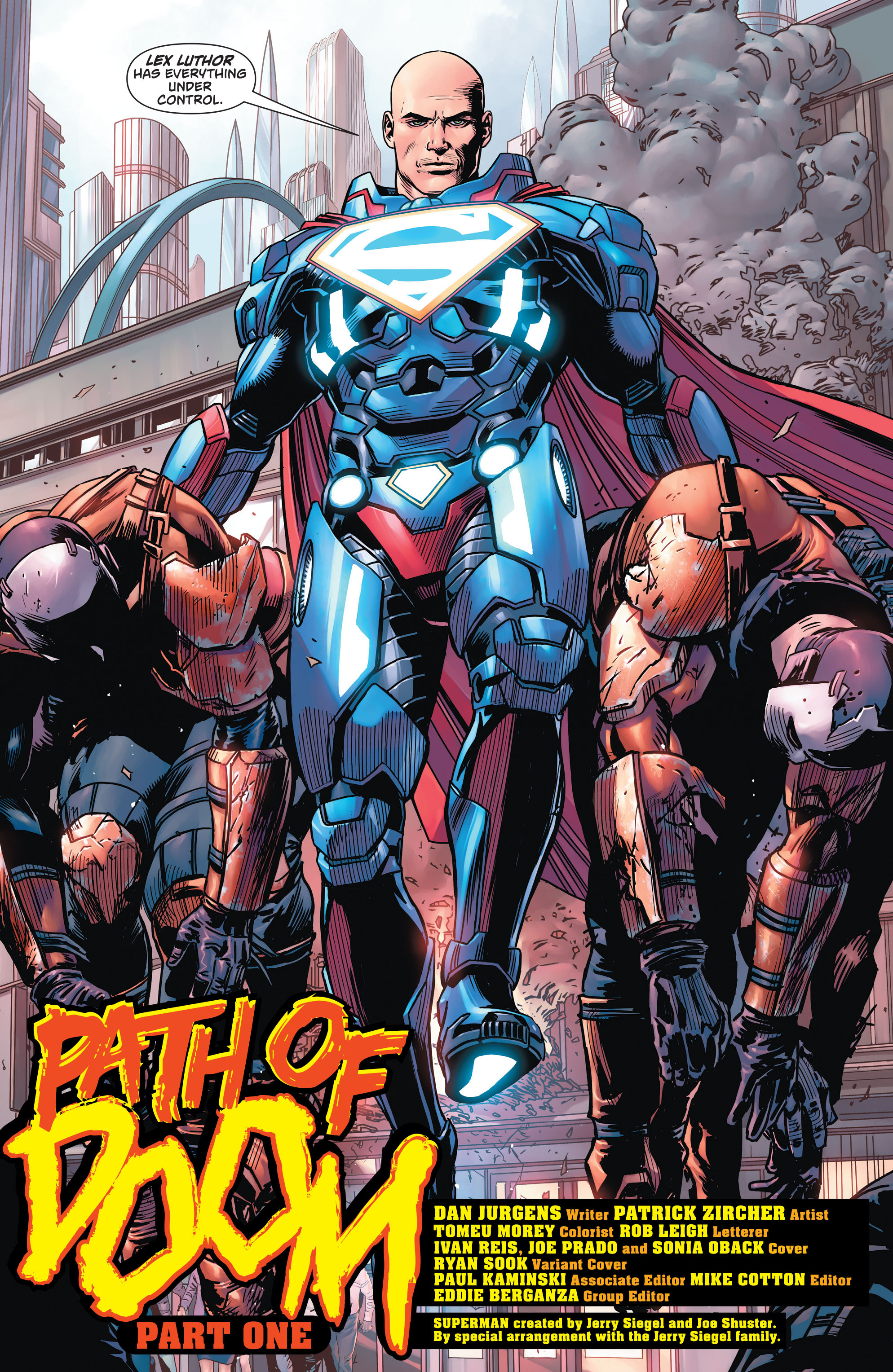 Read online Action Comics (2016) comic -  Issue #957 - 7