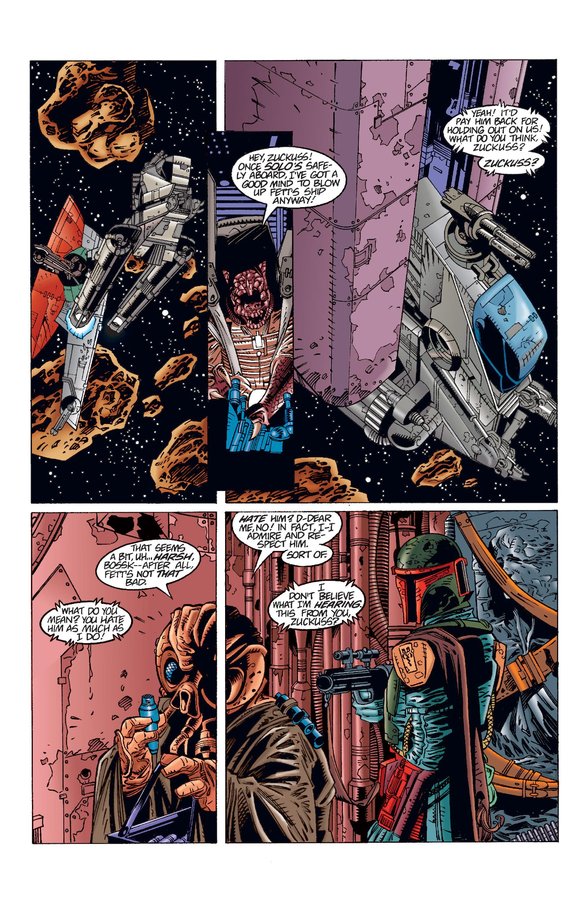 Read online Star Wars Omnibus comic -  Issue # Vol. 11 - 87