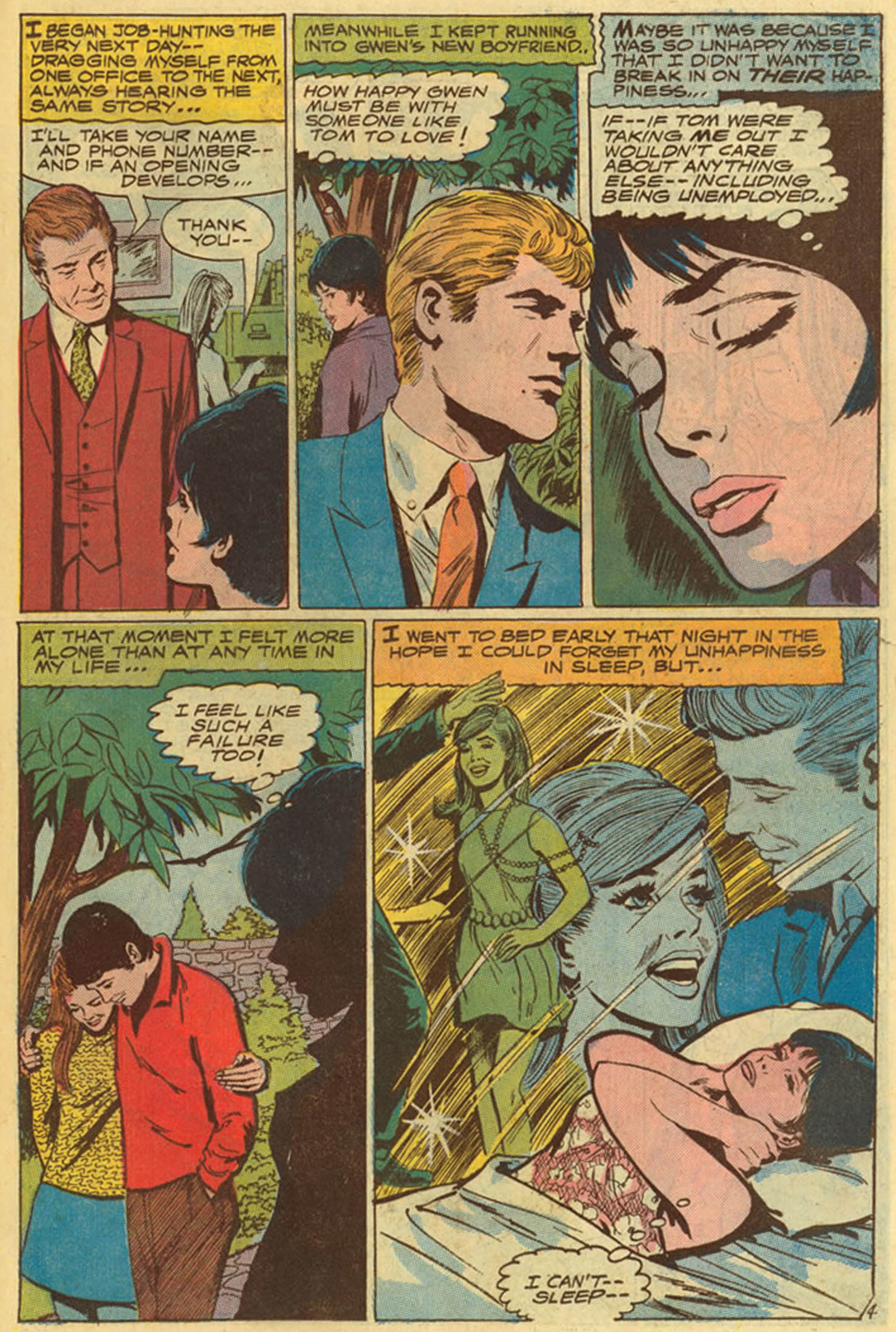 Read online Secret Hearts comic -  Issue #139 - 23
