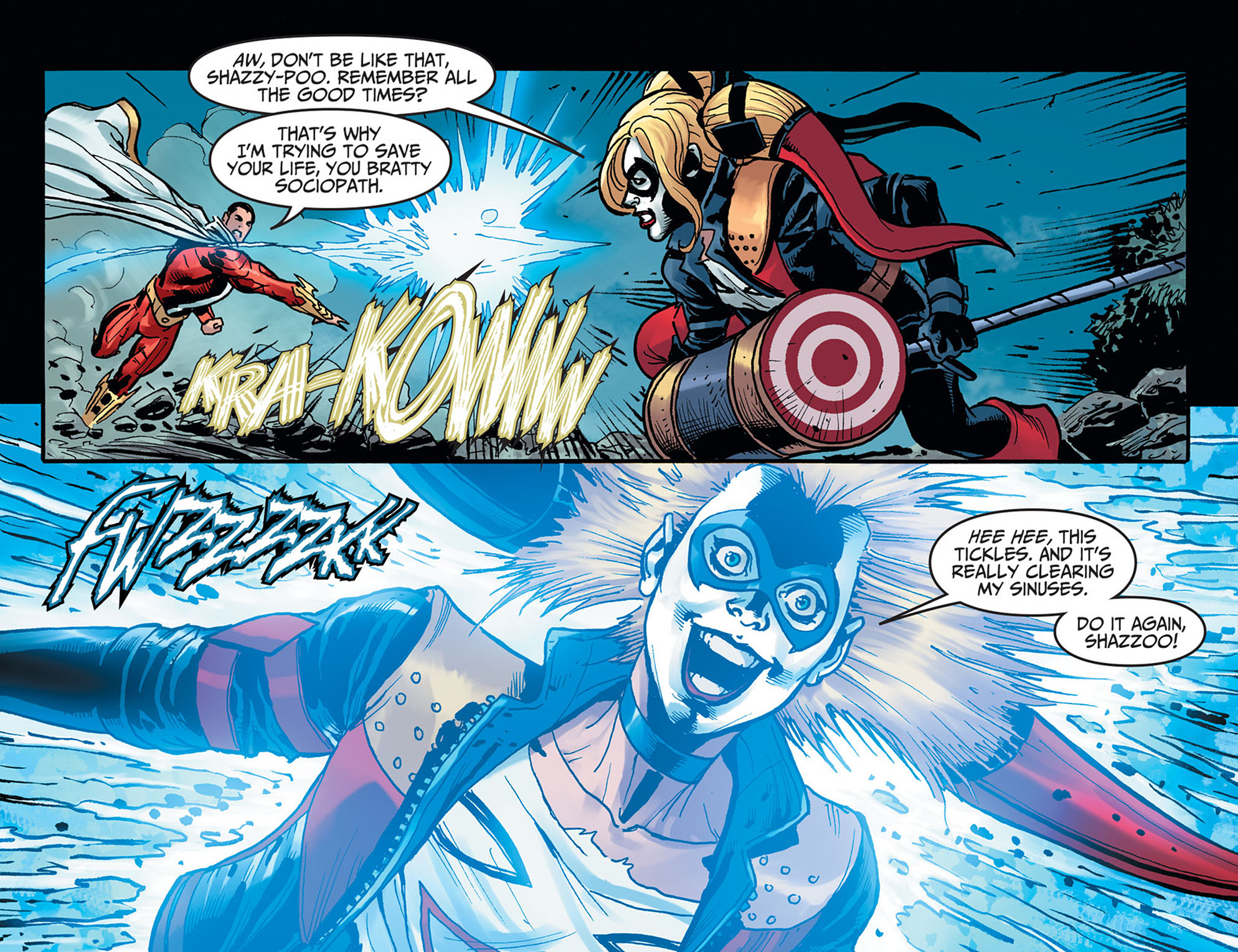 Read online Injustice: Ground Zero comic -  Issue #9 - 16