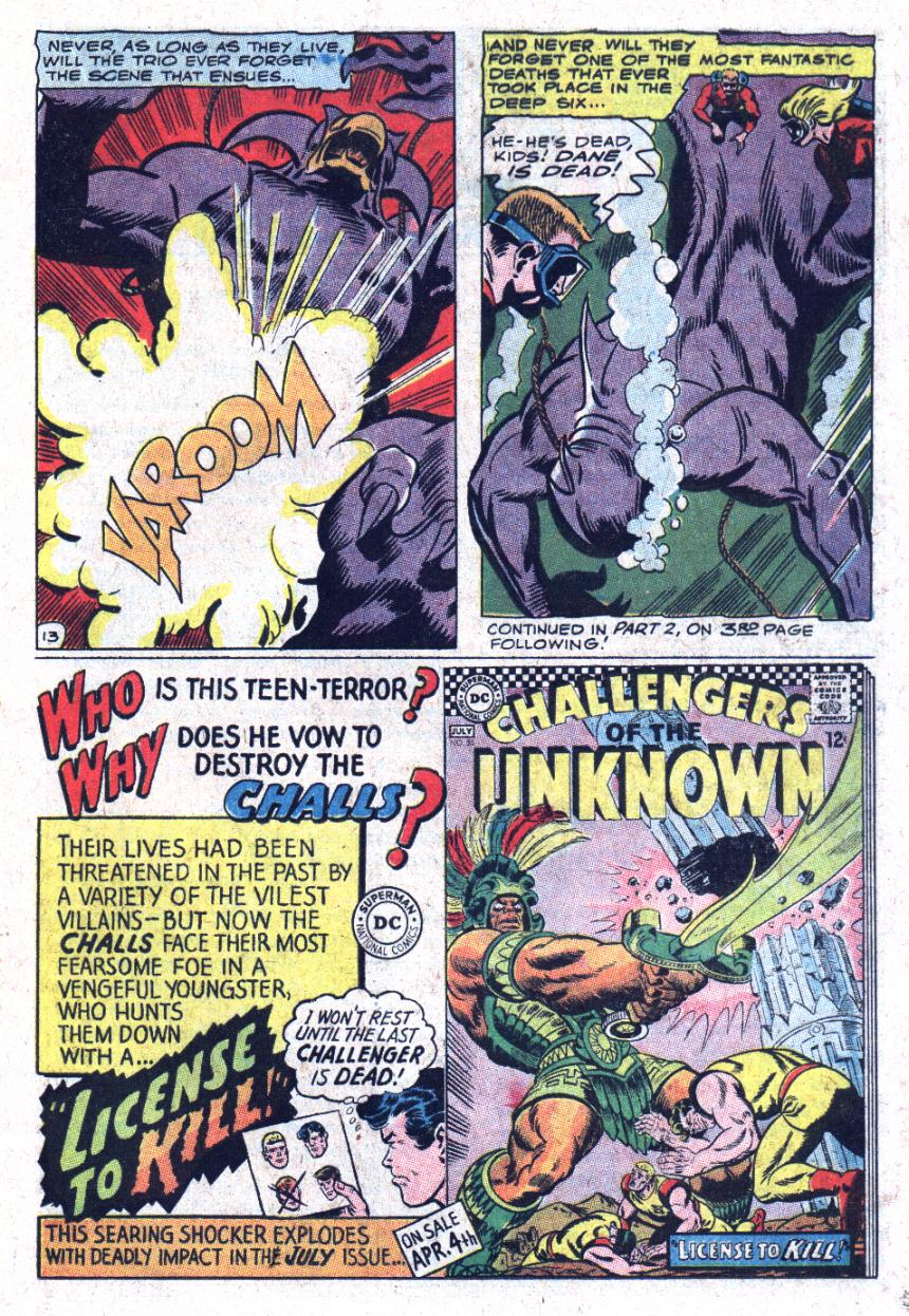 Read online Sea Devils comic -  Issue #35 - 18