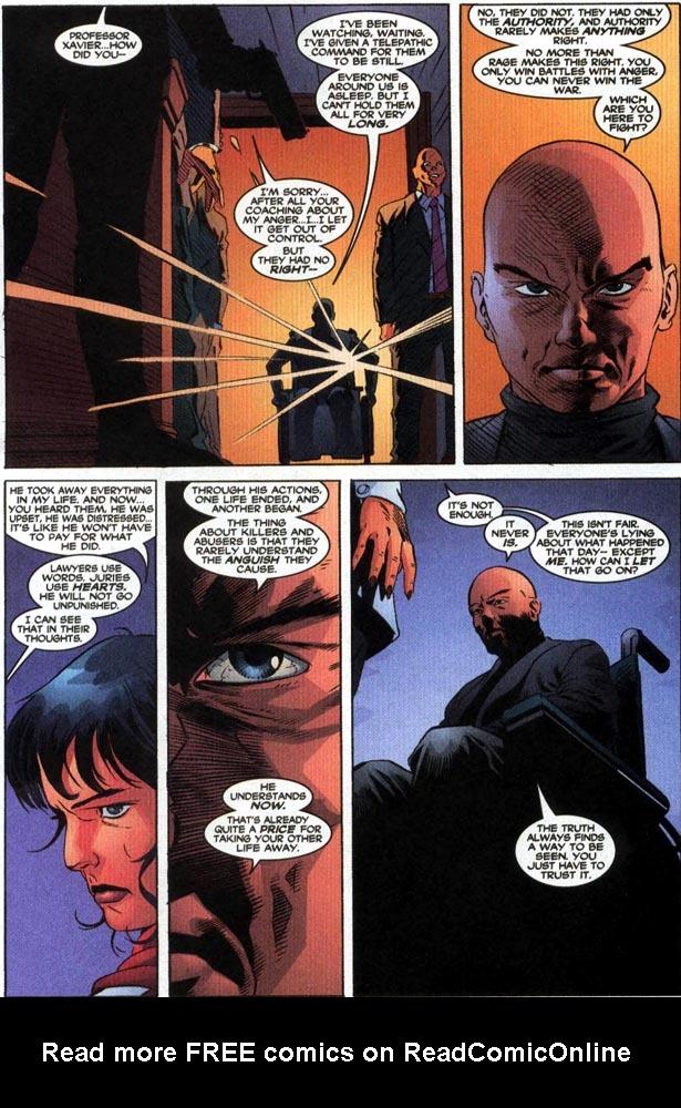 Read online Uncanny X-Men (1963) comic -  Issue # _Annual 2000 - 38
