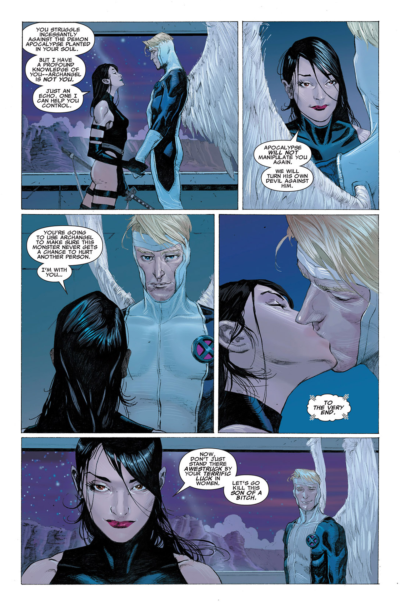 Read online Uncanny X-Force (2010) comic -  Issue #2 - 14