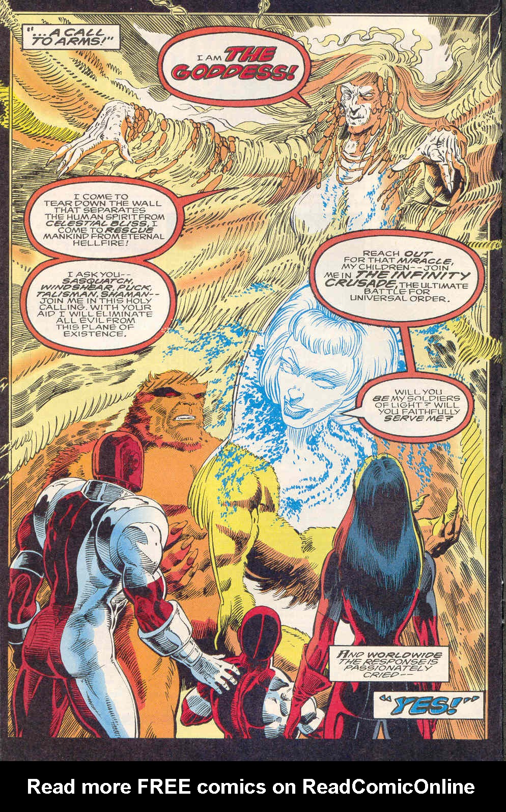 Read online Alpha Flight (1983) comic -  Issue #122 - 12