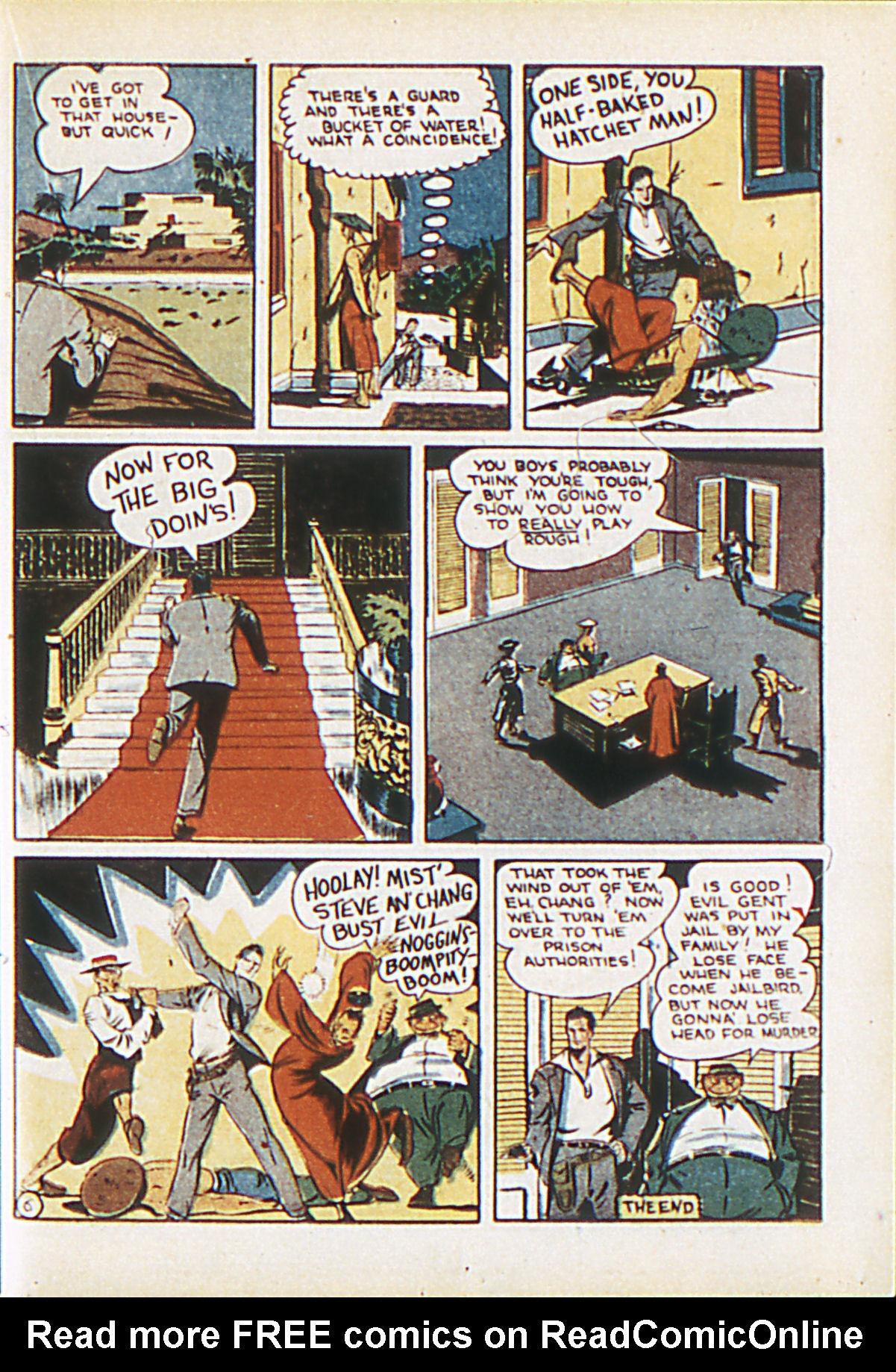 Read online Adventure Comics (1938) comic -  Issue #62 - 30