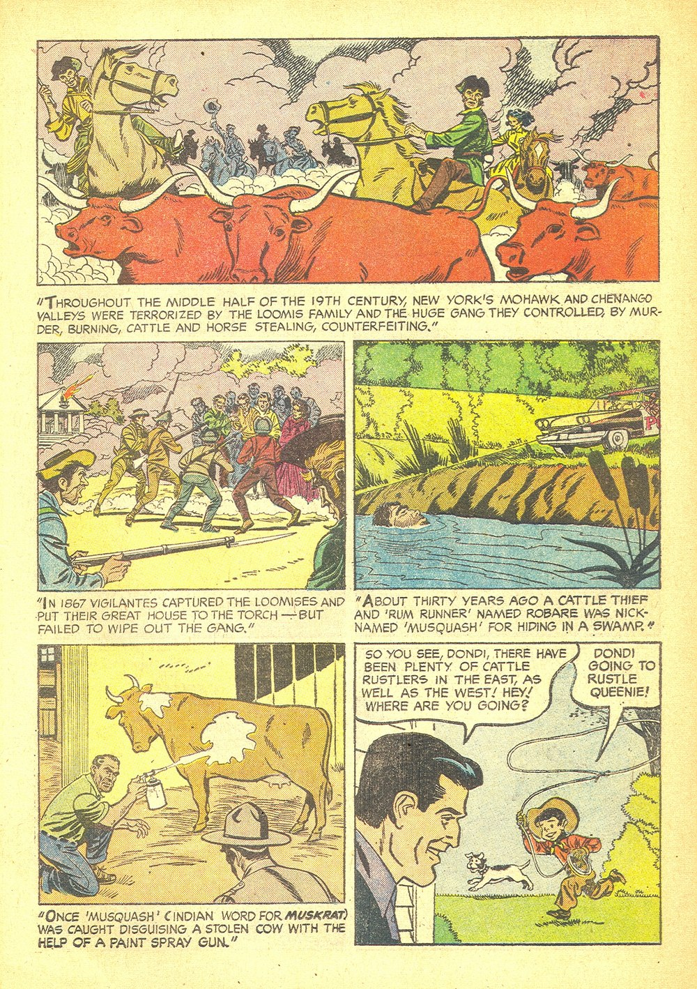 Four Color Comics issue 1276 - Page 19