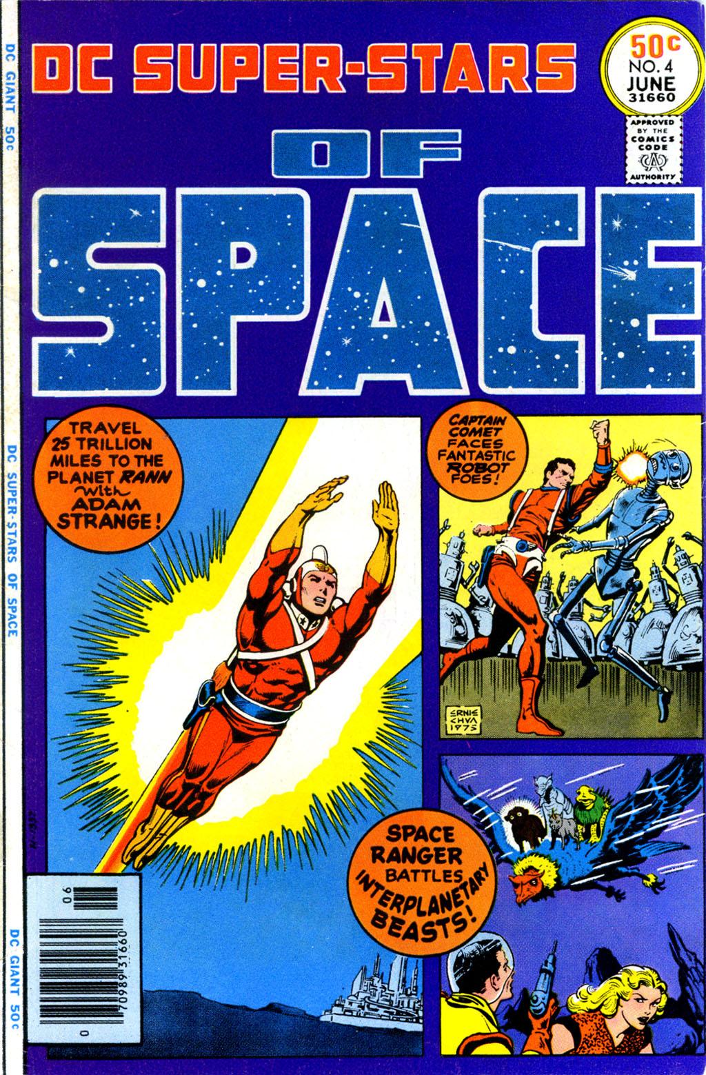 DC Super Stars 4 Page 1
