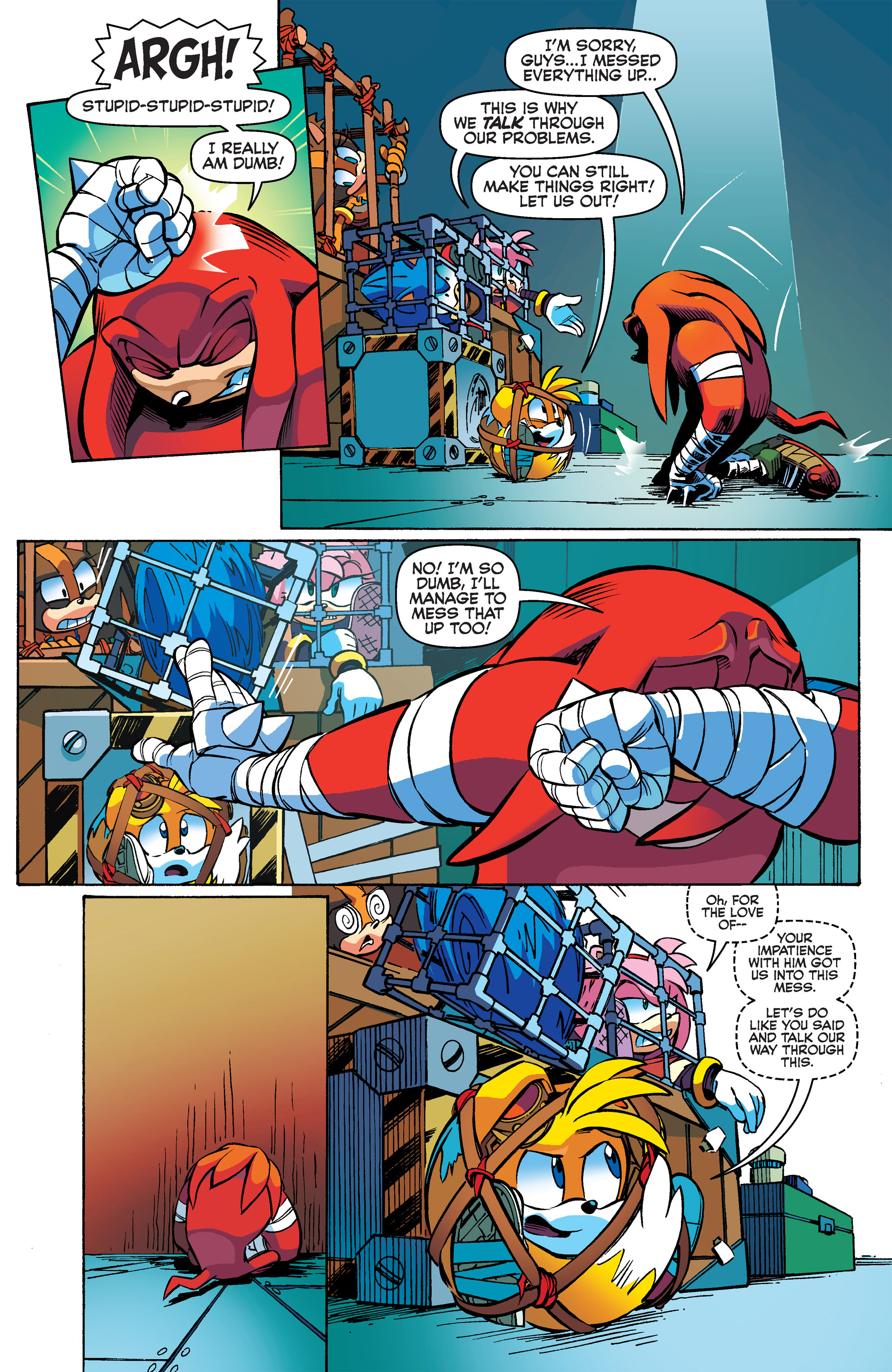 Read online Sonic Boom comic -  Issue #2 - 13