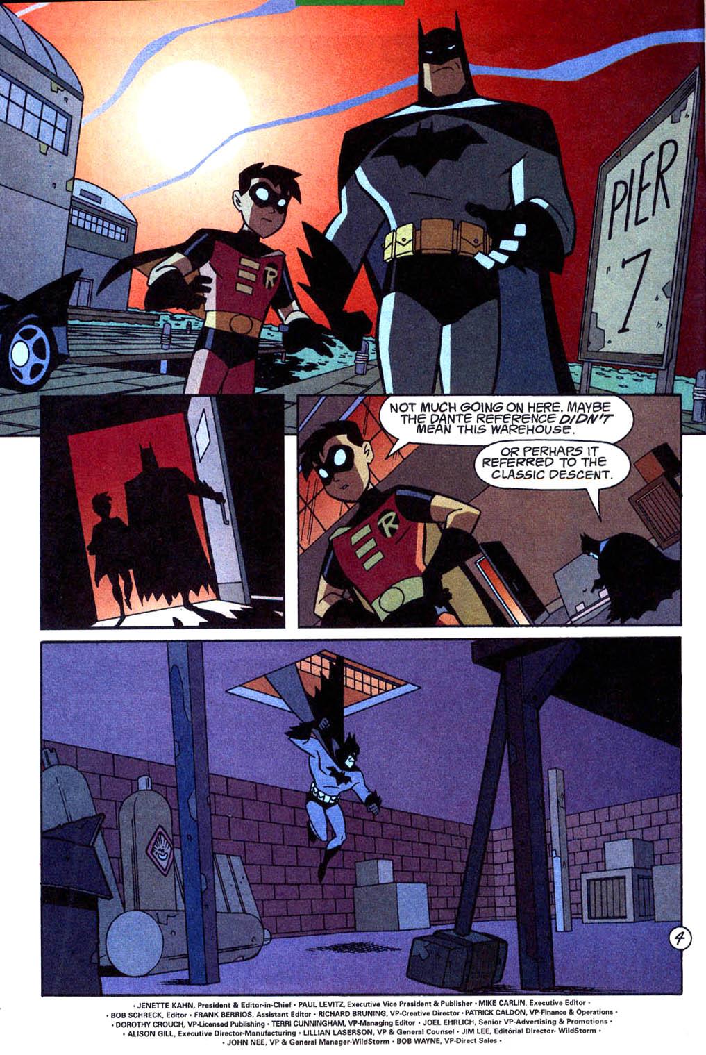 batman gotham adventures 28 read batman gotham. Black Bedroom Furniture Sets. Home Design Ideas