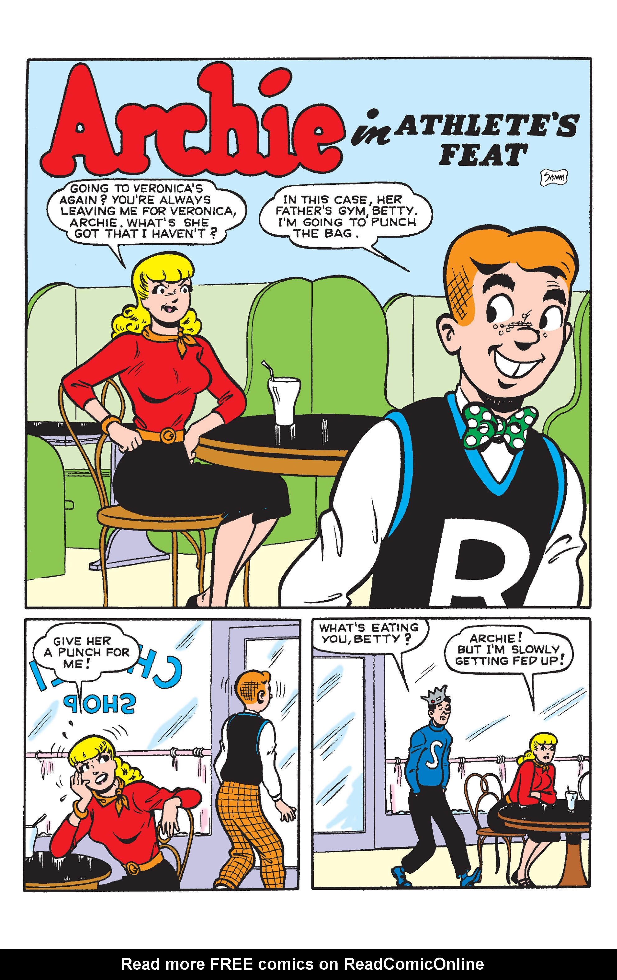 Read online Archie (2015) comic -  Issue #8 - 26