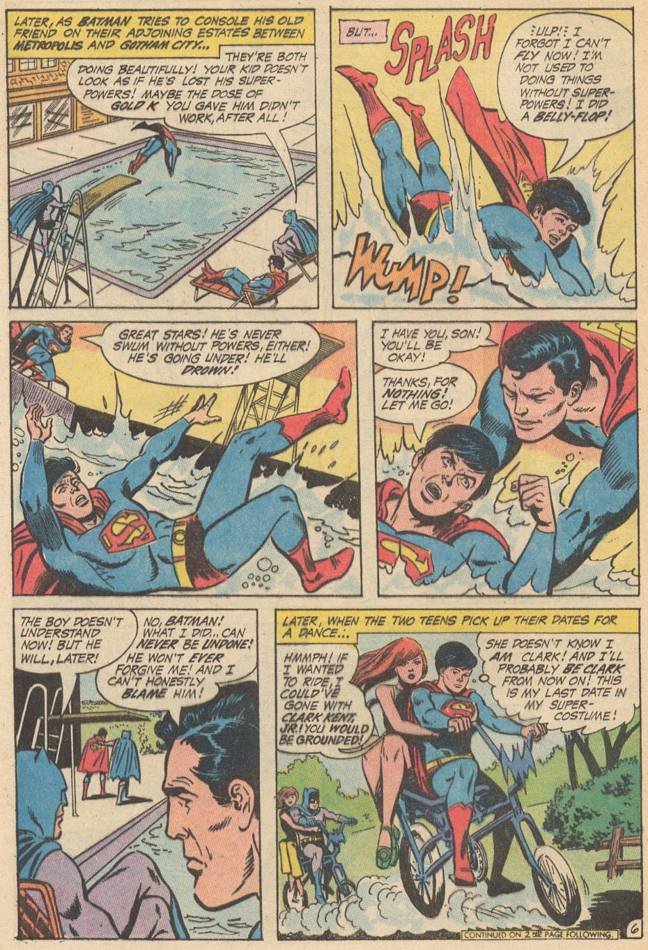 Read online Action Comics (1938) comic -  Issue #392 - 8