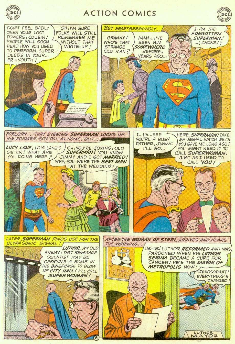 Action Comics (1938) 270 Page 7