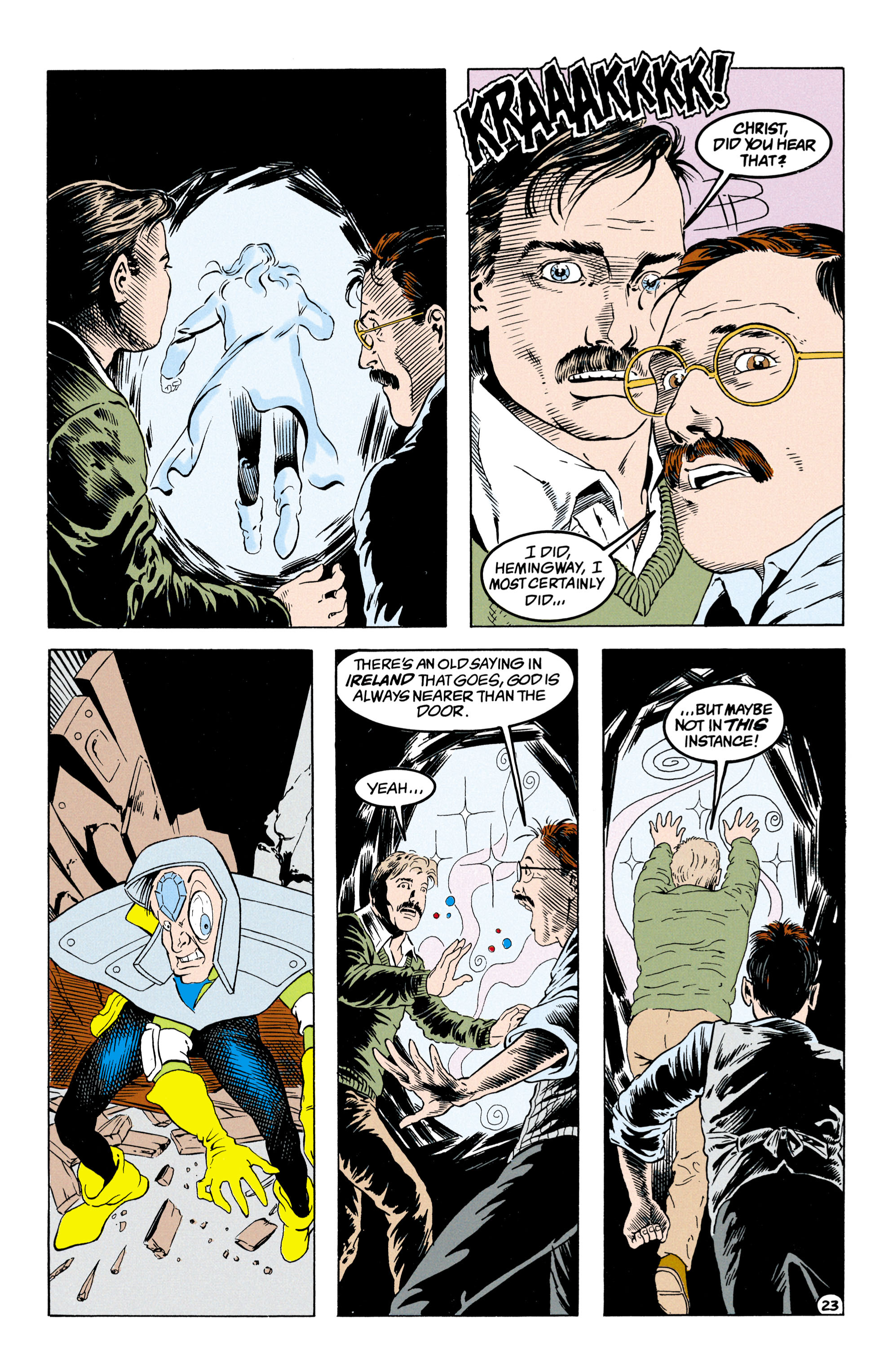 Read online Shade, the Changing Man comic -  Issue #31 - 24