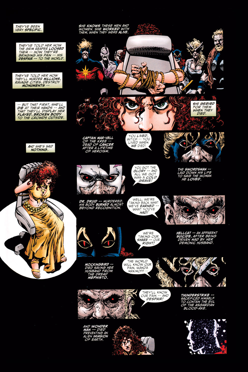 Read online Avengers (1998) comic -  Issue #11 - 8