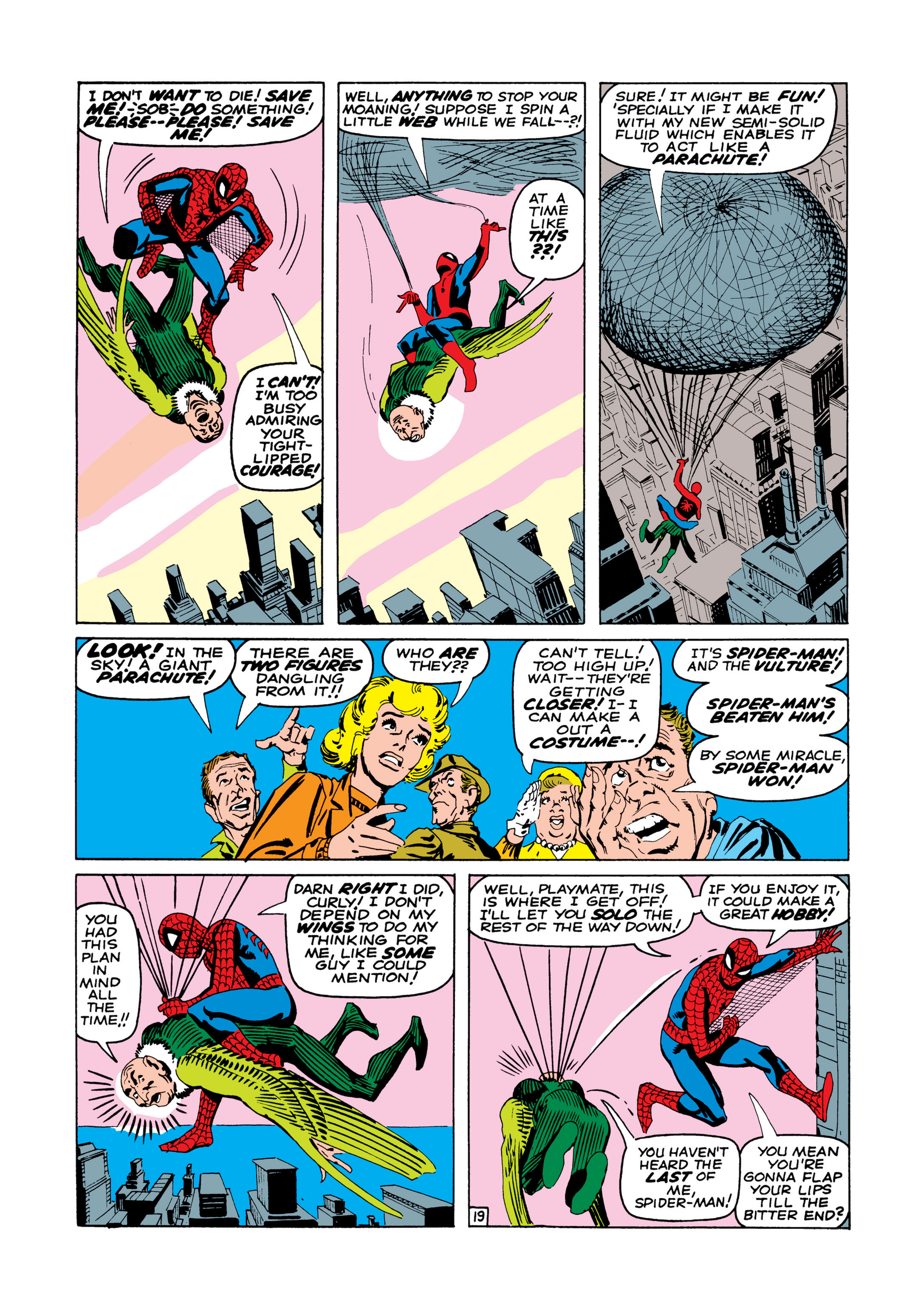 The Amazing Spider-Man (1963) 7 Page 19