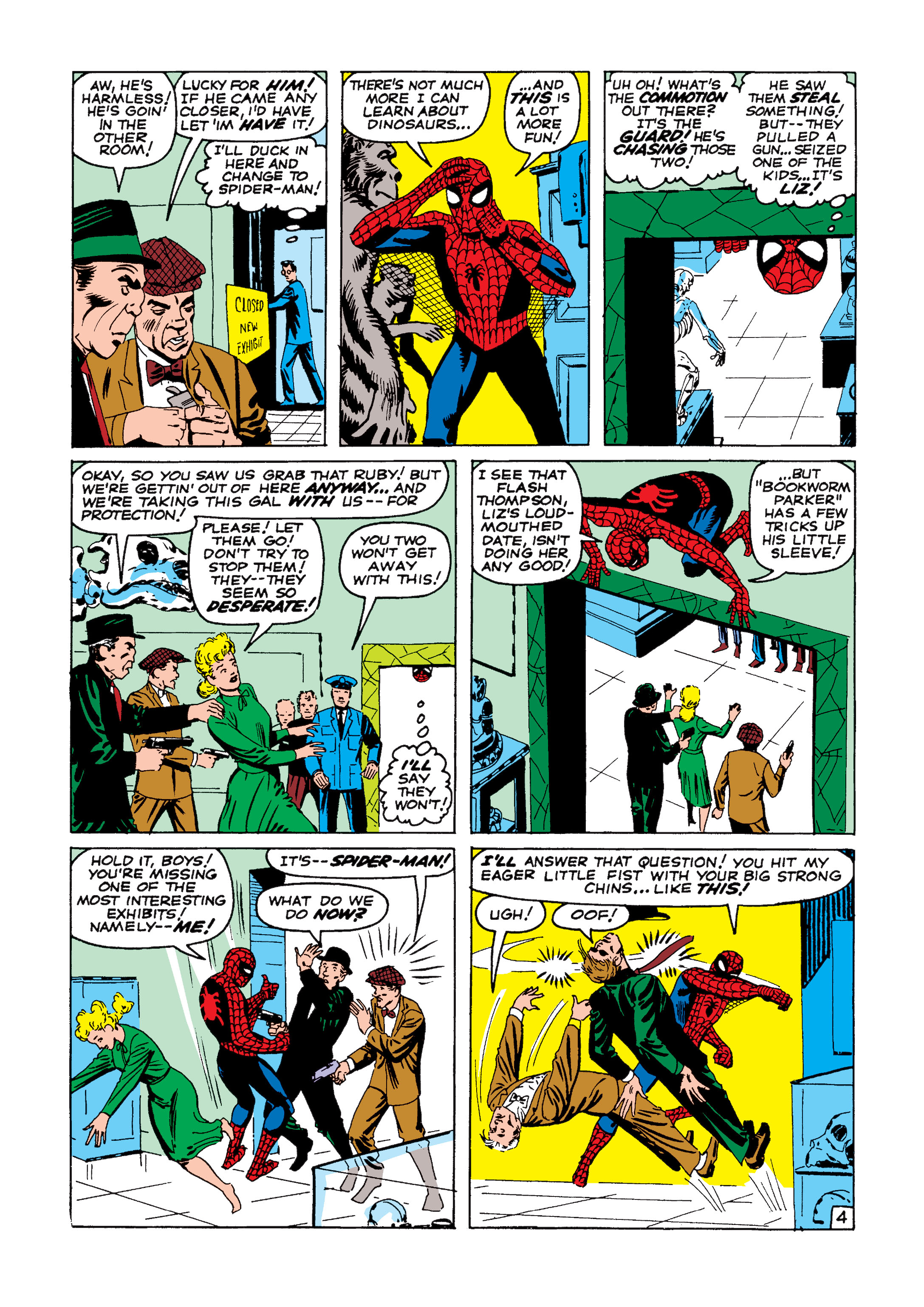 The Amazing Spider-Man (1963) 6 Page 4