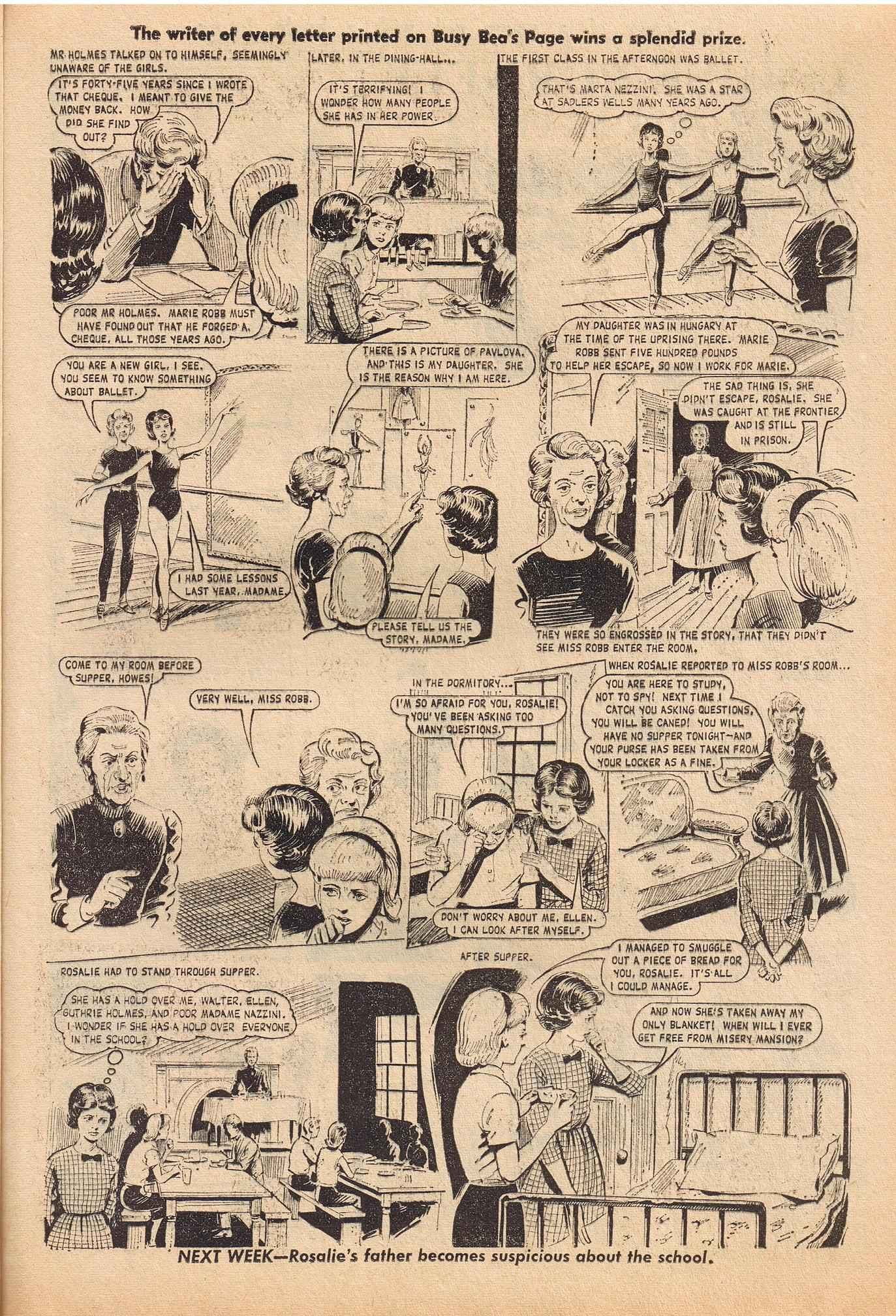 Read online Judy comic -  Issue #316 - 13