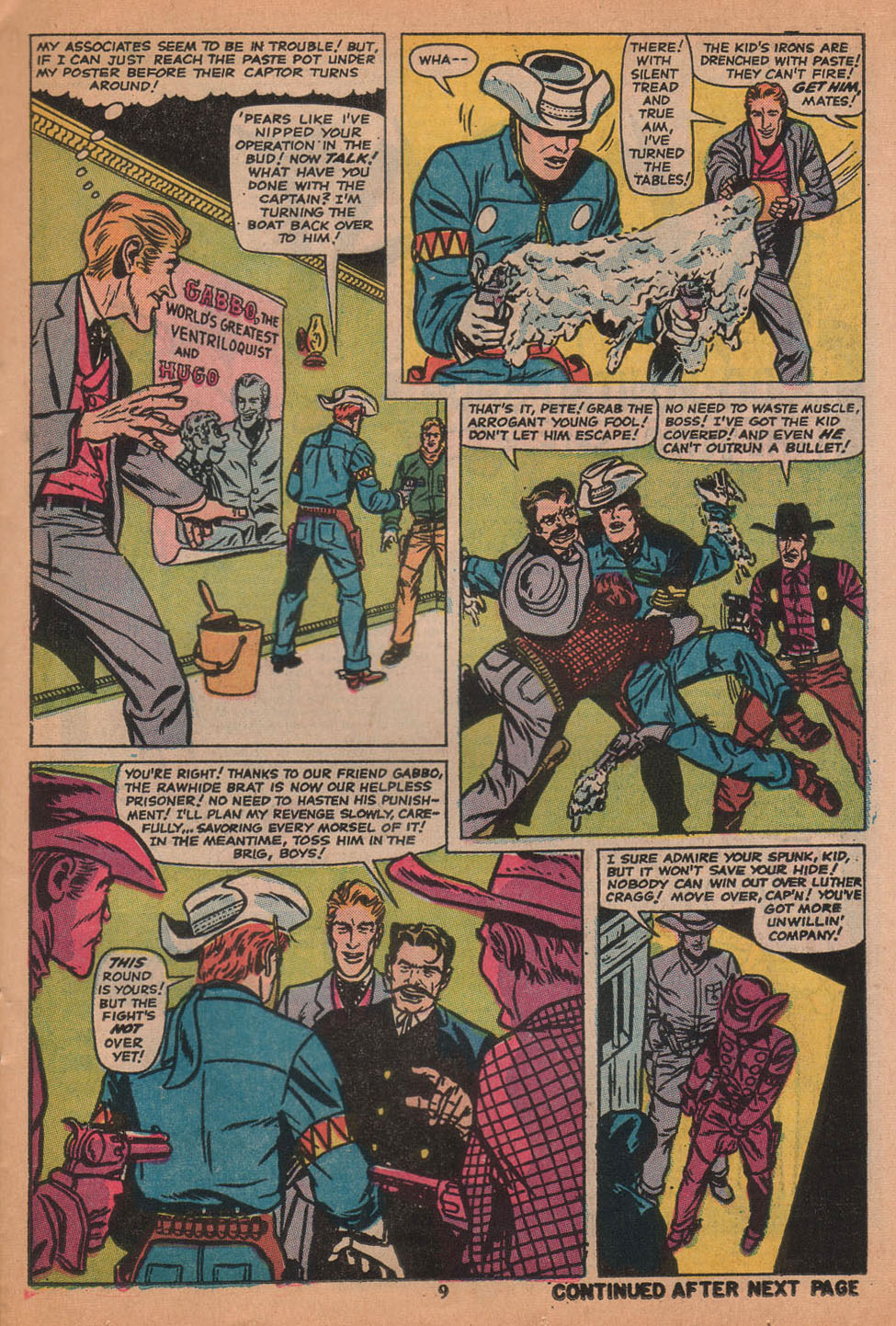 The Rawhide Kid (1955) issue 116 - Page 11