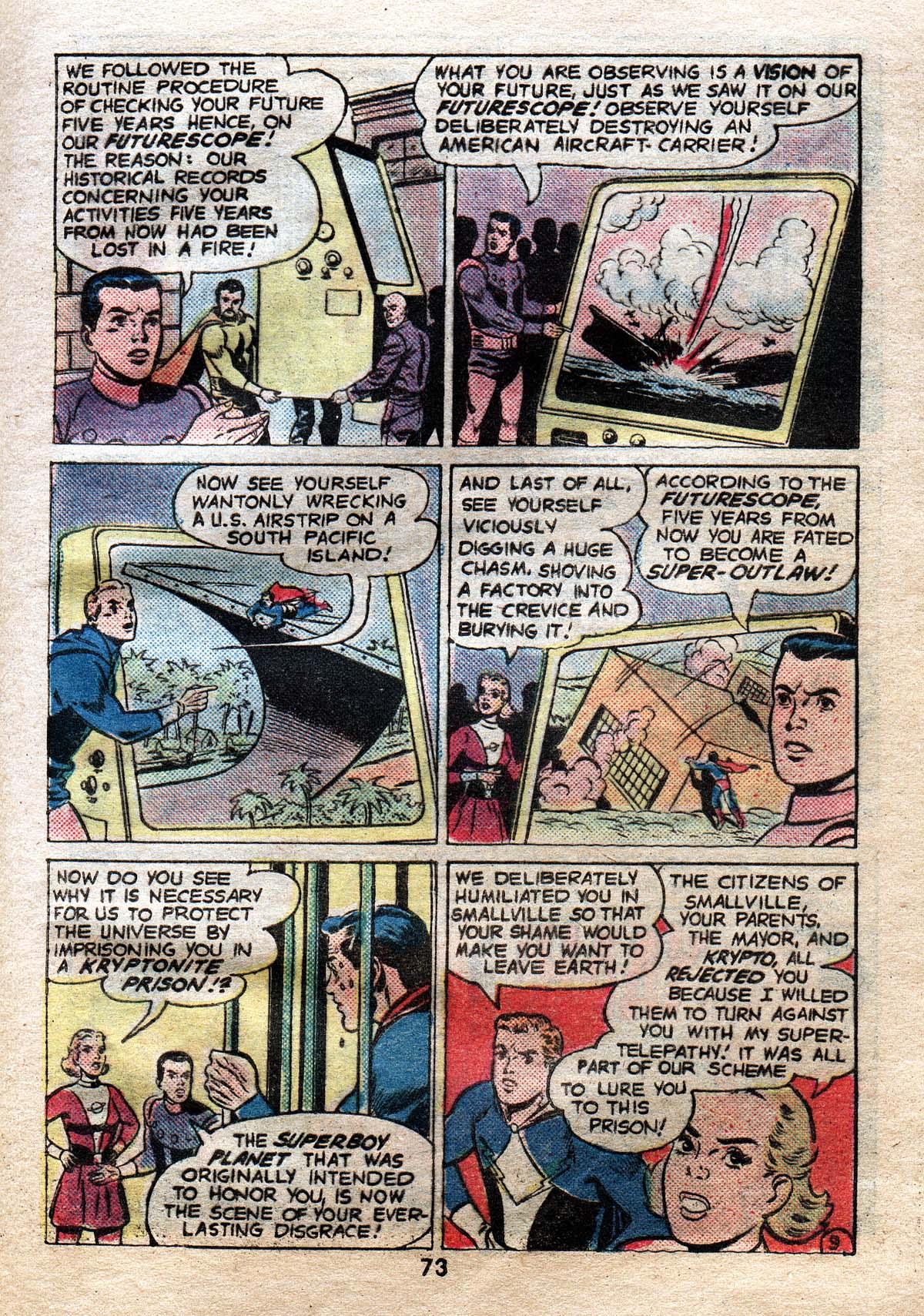 Read online Adventure Comics (1938) comic -  Issue #491 - 72