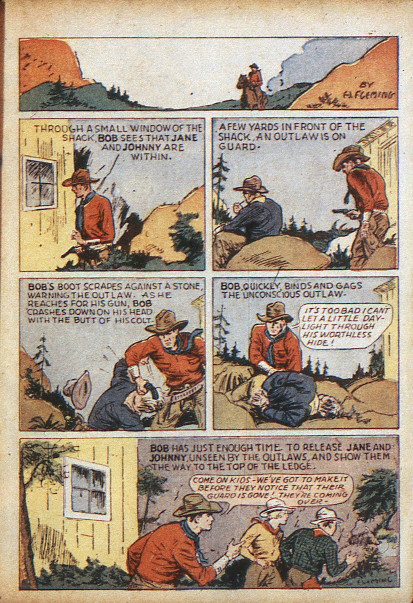 Read online Adventure Comics (1938) comic -  Issue #10 - 8