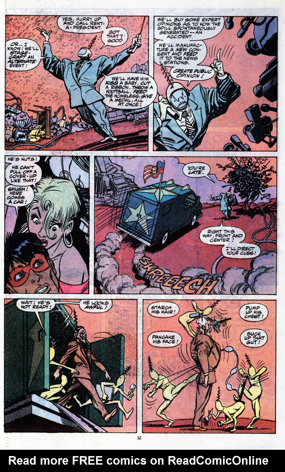 The New Mutants Summer Special issue Full - Page 34