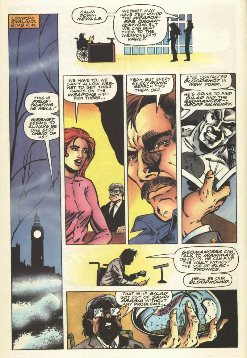 Read online Secret Weapons comic -  Issue #8 - 5