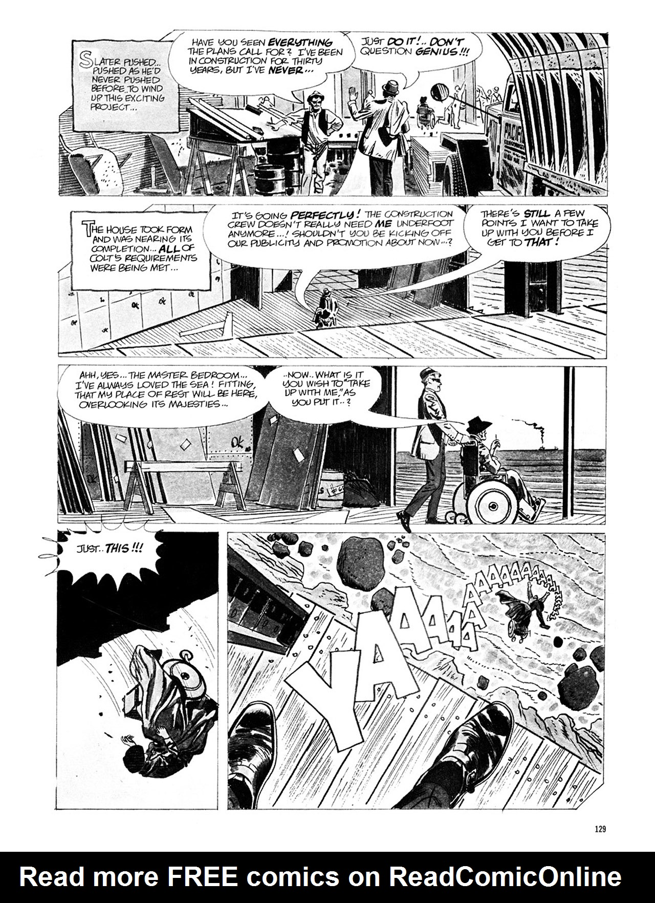 Read online Eerie Archives comic -  Issue # TPB 1 - 130