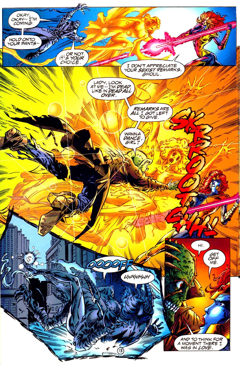 Read online UltraForce (1994) comic -  Issue #9 - 14