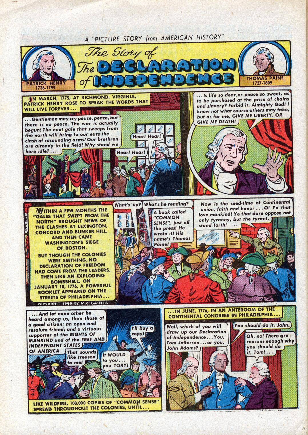 Sensation (Mystery) Comics issue 44 - Page 38